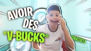 [GLITCH] AVOIR des *V-BUCKS* GRATUITS À L'INFINI sur FORTNITE !!!!!