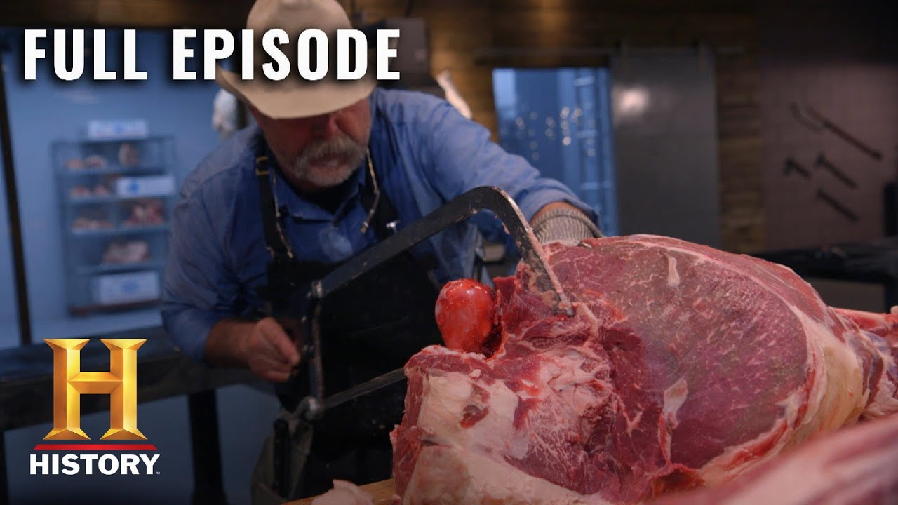 The Sharpest Blades Come Out to Cut   The Butcher (S1, E2)   Full Episode   History