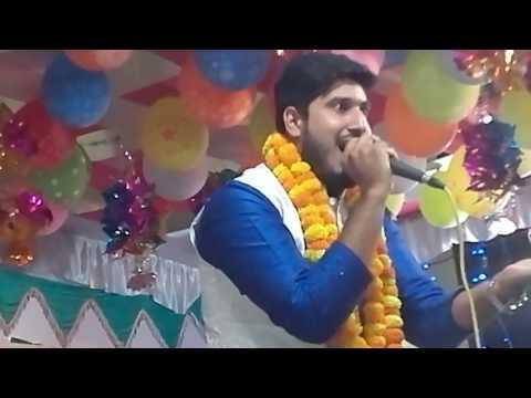 Ali akber dosani in mubarakpur azamgarh 2017
