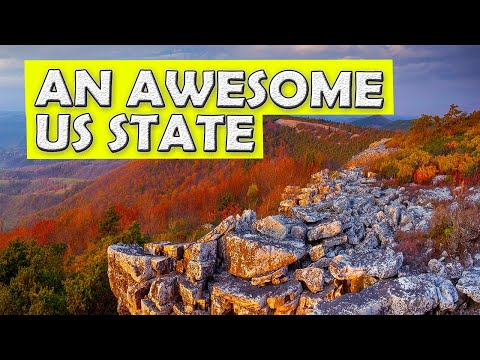 7 Facts about West Virginia