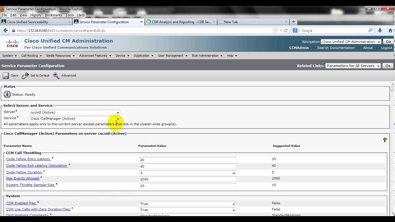 Free Cdr Reporting Tool