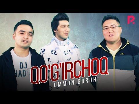 Ummon guruhi - Qo'g'irchoq (klip jarayoni)