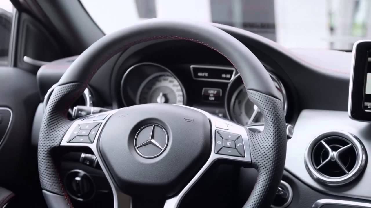 Mercedes Benz 2015 Gla Road And Interior Hd Trailer Youtube