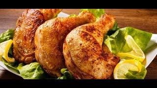 Куриное Мясо в Духовке, Рецепт Запеченные Куриные Бедра|картошка с мясом в рукаве поваренок