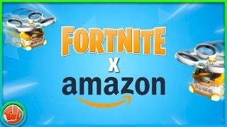 Fortnite X Amazon Prime?! *GRATIS* Skin!!
