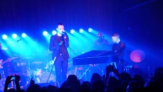 Blind - HURTS live @ Magazzini Generali (Milano, Italy) 25.03.13