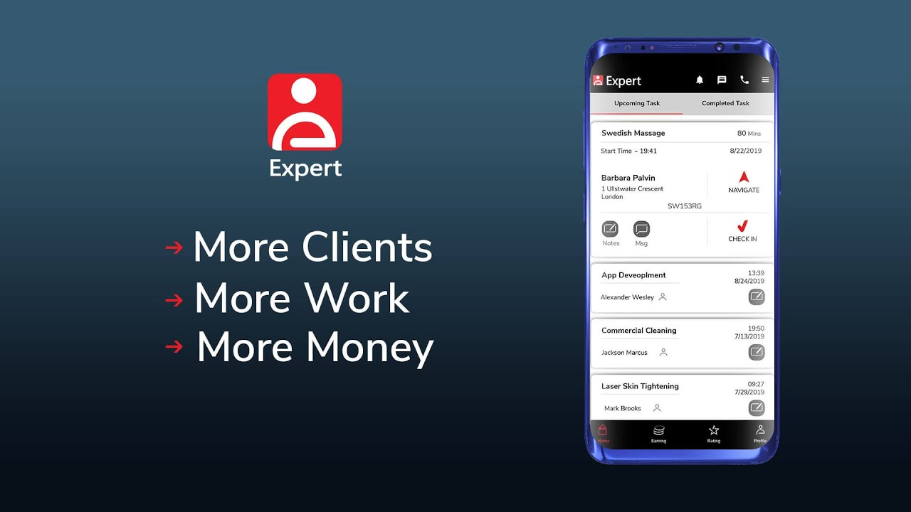 Find An Expert 'Service Providers' App Promo - YouTube on App That Finds Promo Codes id=40683