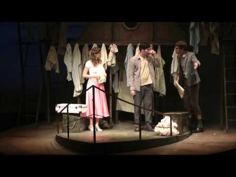 תיאטרון אורנה פורת - אקסודוס הצגה לנוער