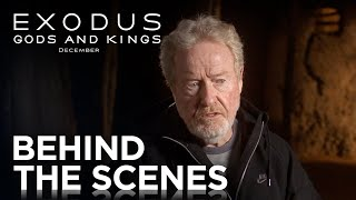 "Exodus: Gods and Kings | ""The World"" Behind the Scenes [HD] 