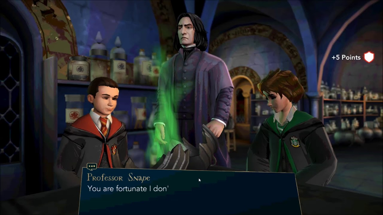 Harry Potter: Hogwarts game for iPhone