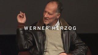 WERNER HERZOG   Presented by Hot Docs Film Festival 2006   TIFF