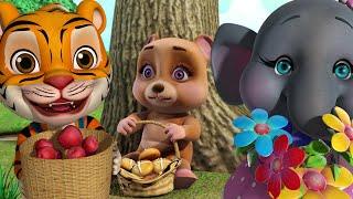 Little Bear's Surprise Gift - Max & Tammy   Telugu Bedtime Stories for Kids   Infobells