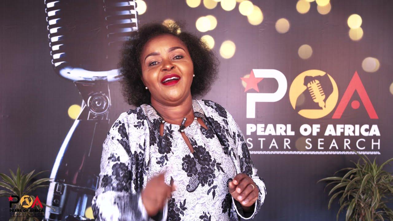 Meet The POA Star Search Judges: Joanita Kawalya - YouTube