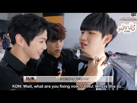 [ENG SUB] 180627 Okay Wanna One Ep 18 -...