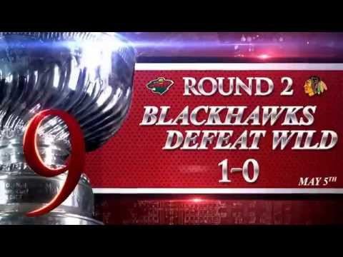 2015 Chicago Blackhawks Stanley Cup Playoff Highlights