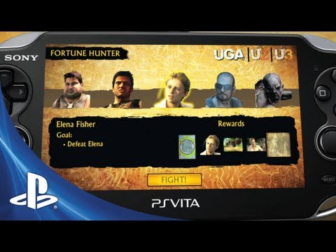 Bring back Uncharted: Fight for Fortune, you cowards