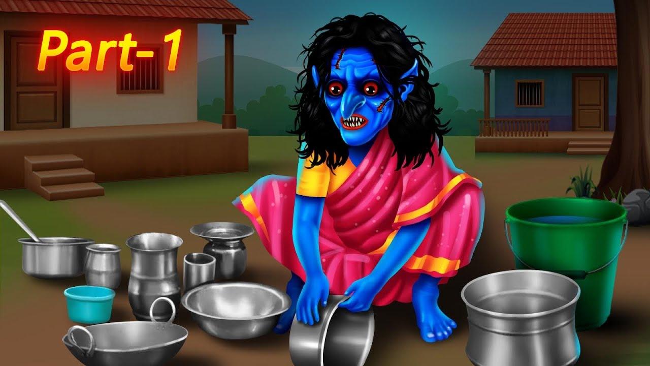 Download भूतिया दासी - Ghost Maid Hindi Story Part 1 | Hindi Kahniya | Horror Kahaniya | Ghost Stories Hindi