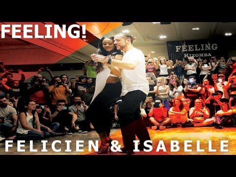 Sambo - Araba Araba   Isabelle & Felicien Kizomba Dance @ Feeling Kizomba Festival 2017
