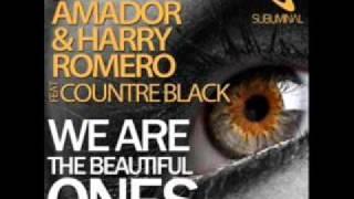 Eddie Amador & Harry Romero feat. Countre Black -- We Are The Beautiful Ones (Original Mix)