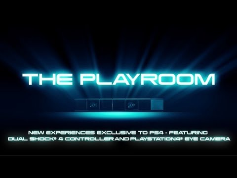 The Playroom Ps4 Gameplay
