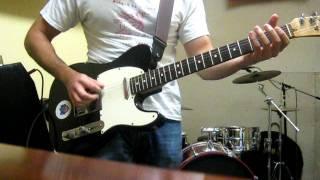 Big Exit -- PJ Harvey (Guitar Cover)