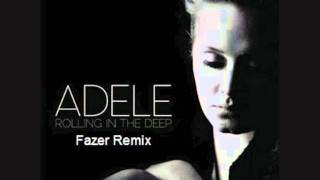 Adele - Rolling in the Deep (M:Rider Dubstep Remix)