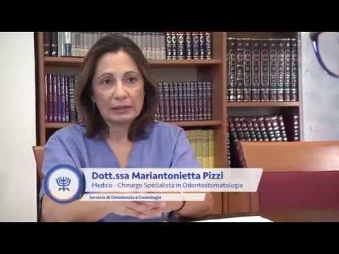 Ospedale Israelitico Di Roma: Video Intervista Alla Dott.ssa Mariantonietta Pizzi