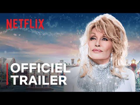 Dolly Parton's Christmas on The Square med Christine Baranski | Officiel trailer | Netflix