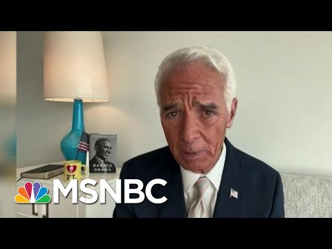Rep. Crist: I'm Open To Another Run For Governor   Morning Joe   MSNBC