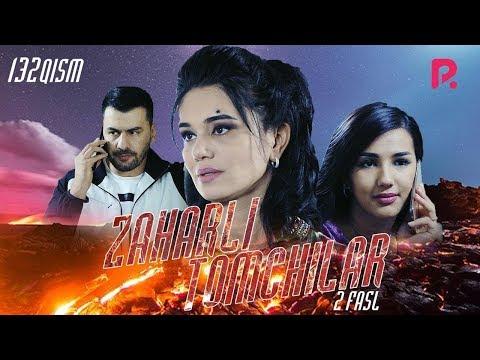 Zaharli Tomchilar (o'zbek Serial) | Захарли томчилар (узбек сериал) 132-qism #UydaQoling