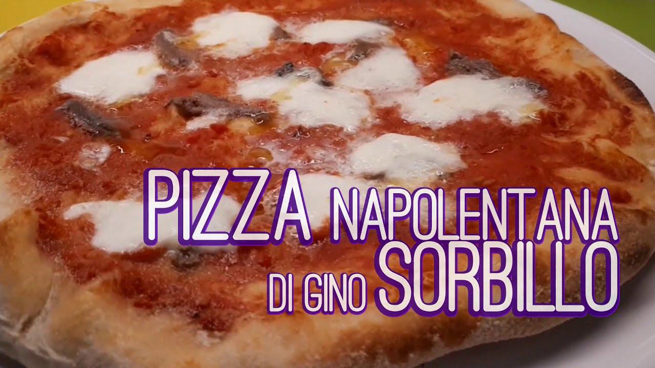 Ricetta Impasto Pizza Napoletana Gino Sorbillo.Pizza Napoletana Di Gino Sorbillo Ricetta Impasto Pizza Sottile Come In Pizzeria Youtube