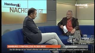 "Farid Müller bei ""Hamburg 1 Nachgefragt"" am 23.7.13"
