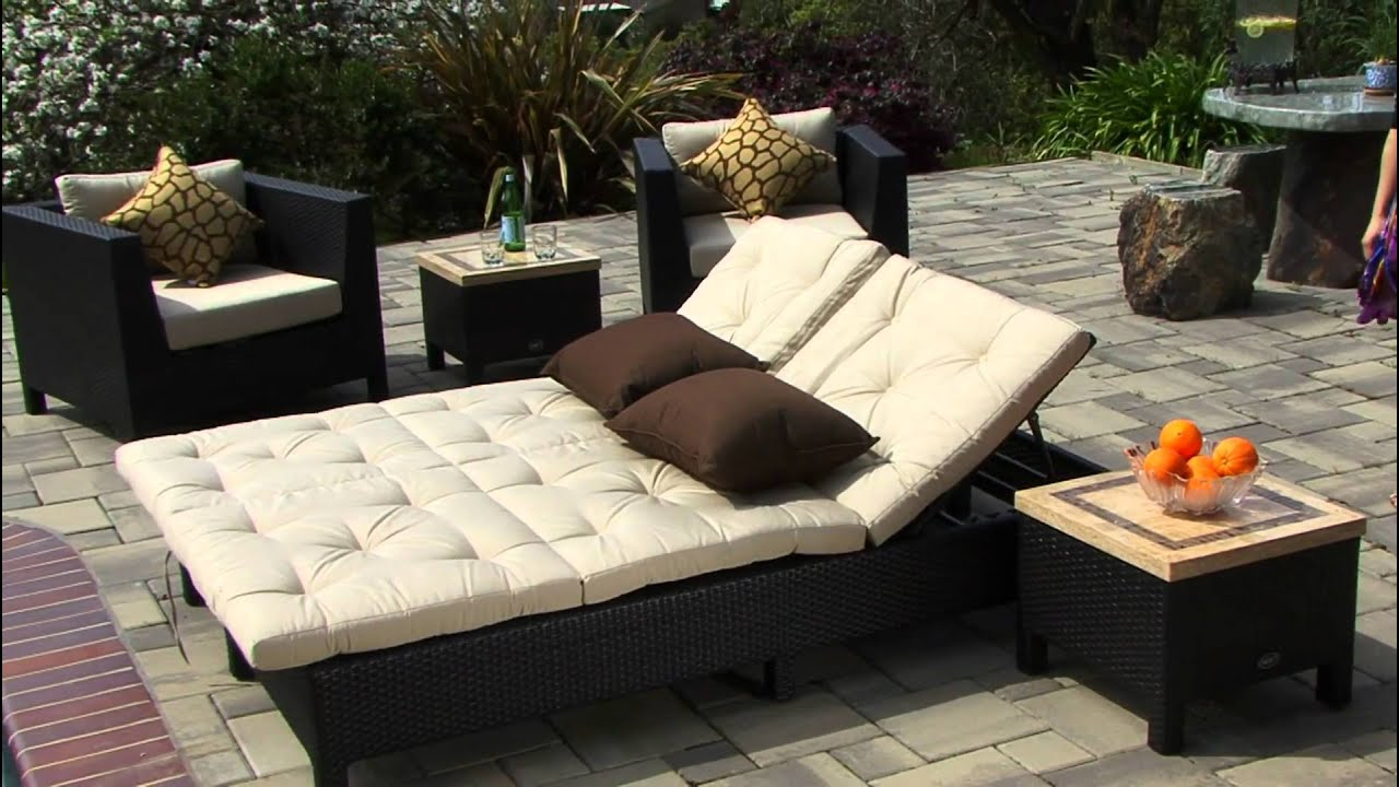 Ordinaire Euro Lounger Set By Sirio   YouTube