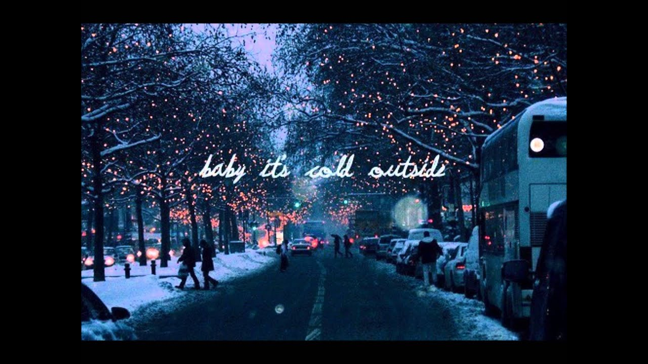 Baby Its Cold Outside-cover by Lauren Johnston and Bob Harris - YouTube