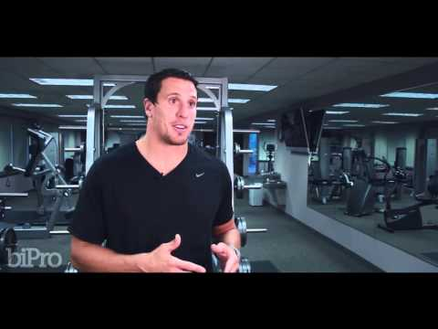 Chad Greenway on Whey Protein and a Healthy Lifestyle