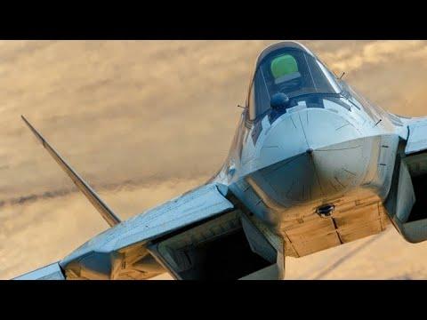 Su-57 in a