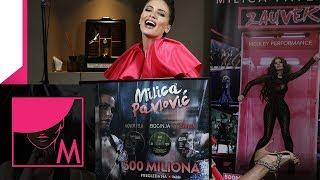 Milica Pavlovic: Zahvalna sam publici na POLA MILIJARDE pregleda! (Exkluziv, Glamur 13.06.2019.))