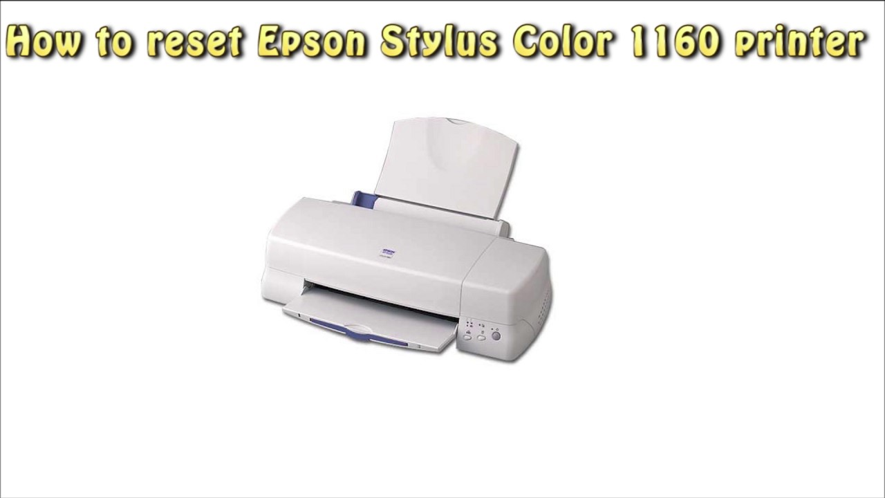 EPSON STYLUS COLOR 1160 DRIVERS FOR WINDOWS DOWNLOAD