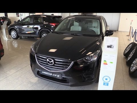 Luxury 2016 Mazda CX5 20 SKYACTIVG Full Review With Walkaround  Doovi