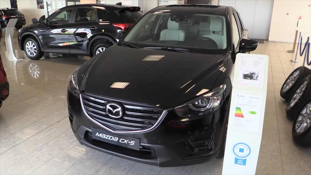 Mazda CX 5 2016 In Depth Review Interior Exterior   YouTube