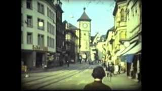 Freiburg in Breisgau, Deutschland.c1966/67.wmv