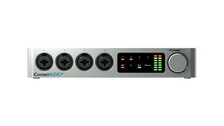 iConnectivity iConnectAUDIO4+ Audio/MIDI Interface Review by Sweetwater
