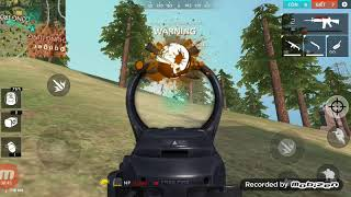 Free fire #3 di lay top 1 sieu de