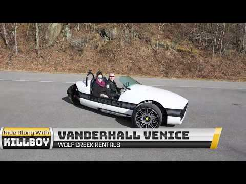 RawK - Vanderhall Venice Autocycle Review