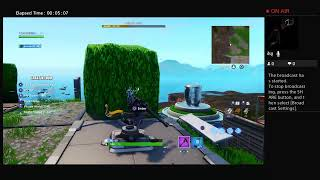 fortnite trolling frends using a skin size glitch