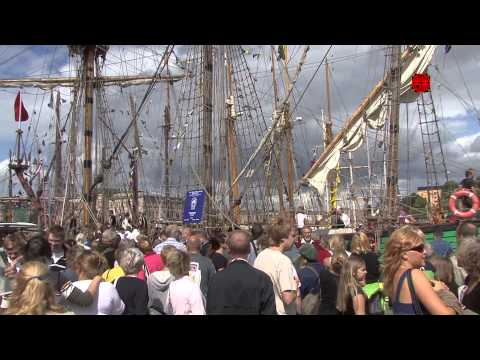 The Tall Ships' Races 2007 in Stockholm (complete)