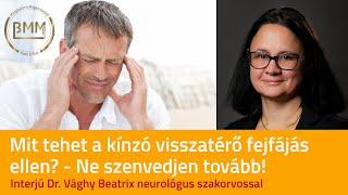 Leszokni a fejfájást