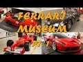 FERRARI MUSEUM OF MARANELLO - Photo Collection Pt.1 2013 HQ