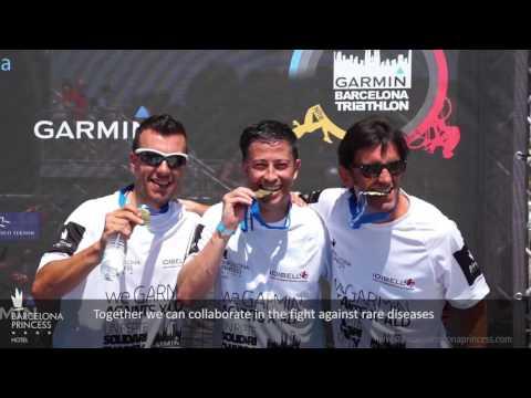 Barcelona Triathlon Charity Challenge 2016 - Teaser trailer