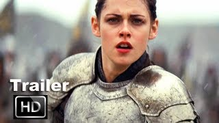SNOW WHITE AND THE HUNTSMAN: New Trailer, Kristen Stewart, Charlize Theron and Chris Hemsworth